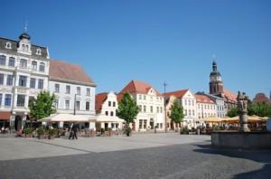 Sanierungsgebiet Modellstadt Cottbus - Innenstadt