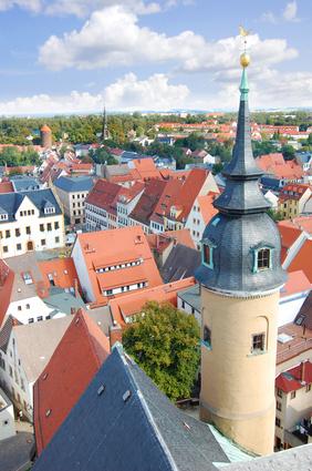 Landkreis Mittelsachsen - Bergstadt Freiberg - Sanierungsgebiet und Ausgleichsbetrag