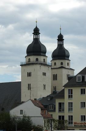 Plauen - Vogtlandkreis - Sanierungsgebiet und Ausgleichsbetrag